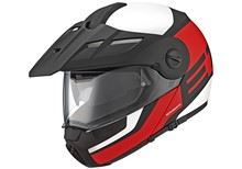 Schuberth E1 - guardian red